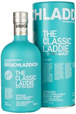 Bruichladdich The Classic Laddie Scottish Barley Whisky (1 x 0.7 l) - 1
