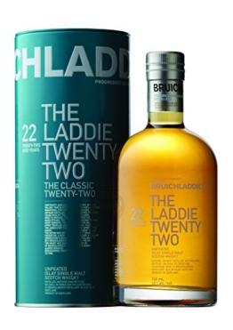 Bruichladdich The Laddie Twenty Two - 22 Jahre - 1