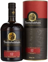 Bunnahabhain 12 Jahre - Islay Single Malt Scotch Whisky (1 x 0.7 l) - 1