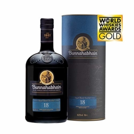 Bunnahabhain 18 Jahre Islay Single Malt (1 x 0.7 l) - 1
