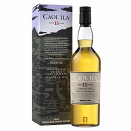 Caol Ila 15 Jahre Special Release Single Malt Whisky (1 x 0.7 l) - 1