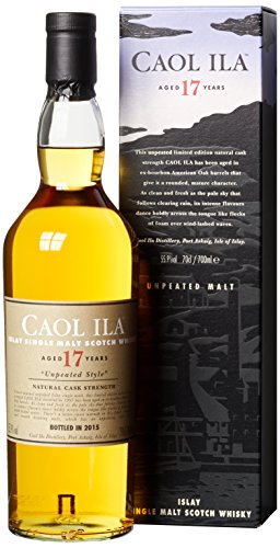 Caol Ila 17 Years Old Unpeated Malt (1 x 0.7 l) - 1