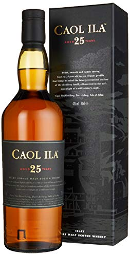 Caol Ila 25 Jahre Whisky (1 x 0.7 l) - 1