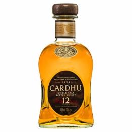 Cardhu 12 Jahre Single Malt Scotch Whisky (1 x 0.7 l) - 1