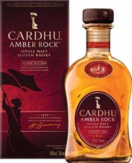 Cardhu Amber Rock Single Malt Scotch Whisky (1 x 0.7 l) - 1