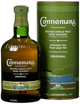 Connemara Peated Single Malt Irish Whiskey (1 x 0.7 l) - 1