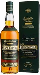 Cragganmore 12 Jahre Distillers Edition 2018 Single Malt Whisky (1 x 0.7 l) - 1