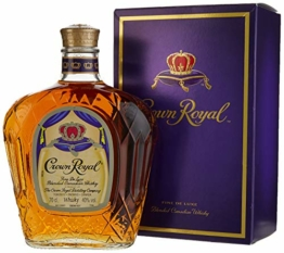 Crown Royal Whisky (1 x 0.7 l) - 1