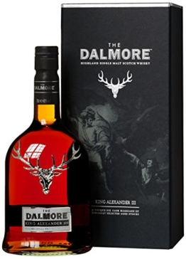 Dalmore Single Malt Scotch Whisky King Alexander III (1 x 0.7 l) - 1