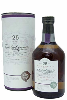 Dalwhinnie 25 Years Natural Cask Strength - 1