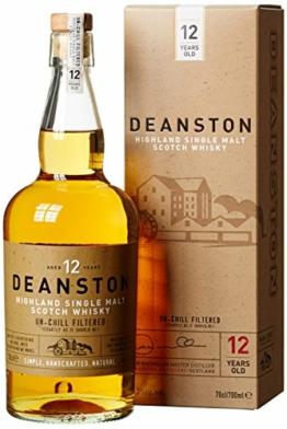 Deanston Single Malt Scotch Whisky 12 Jahre (1 x 0.7 l) - 1