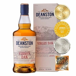 Deanston Virgin Oak Malt Whiskey (1 x 0.7 l) - 1