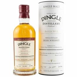Dingle Single Malt Irish Whiskey Batch No. 5 Whisky (1 x 0.7 l) - 1