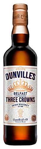Dunville's Three Crowns Irish Whisky (1 x 0.7 l) - 1