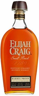 Elijah Craig Barrel Proof Whisky (1 x 0.7 l) - 1