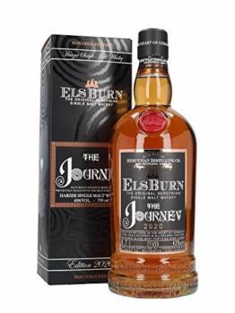 Elsburn Single Malt Whisky The Journey, 2020 0,7 L - 1