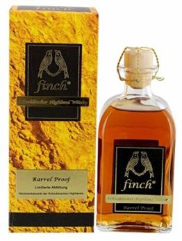 finch® Schwäbischer Highland Whisky Barrel Proof 0,5 l - 1