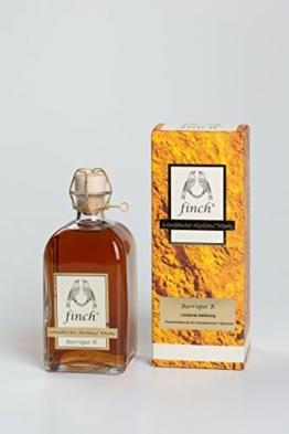 finch® Schwäbischer Highland Whisky Barrique R 0,5 l - 1