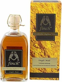 finch® Schwäbischer Highland Whisky Single Malt Sherry 0,5 l - 1