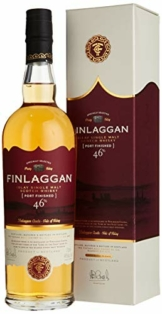 Finlaggan Port Wood Finish mit Geschenkverpackung Whisky (1 x 0.7 l) - 1