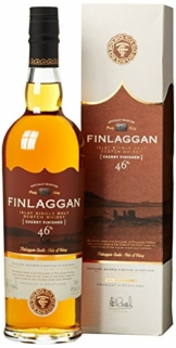 Finlaggan Sherry Finished Small Batch Release mit Geschenkverpackung (1 x 0.7 l) - 1