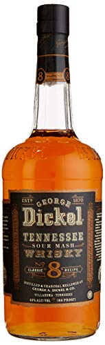 Georg Dickel No. 8  Whisky (1 x 1 l) - 1