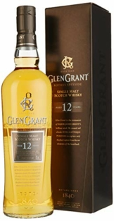 Glen Grant 12 Jahre Single Malt Scotch Whisky (1 x 0.7 l) - 1