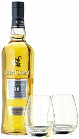 Glen Grant 18 Years Old RARE EDITION Single Malt Scotch Whisky (1 x 0.7 l) - 1
