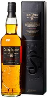 Glen Scotia 15 Years Old mit Geschenkverpackung (1 x 0.7 l) - 1