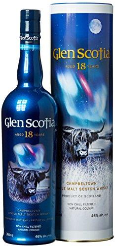 Glen Scotia 18 Years Old mit Geschenkverpackung Whisky (1 x 0.7 l) - 1