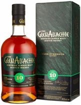 GlenAllachie 10 Jahre - Batch 3 - Cask Strength Single Malt Whisky (1 x 0.7 l) - 1