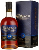 GlenAllachie 15 Jahre Single Malt Whisky (1 x 0.7l) - 1