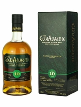 Glenallachie - Cask Strength Batch 2-10 year old Whisky - 1