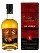 Glenallachie - Koval Rye Quarter Cask Wood Finish - 8 year old Whisky - 1