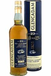 Glencadam 19 Years Old Oloroso Sherry Finish Whisky mit Geschenkverpackung (1 x 0.7 l) - 1