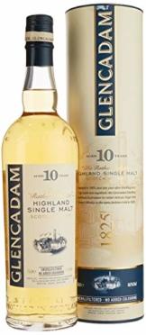 Glencadam Highland Single Malt 10 Jahre (1 x 0.7 l) - 1