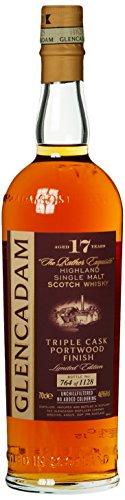Glencadam Portwood Finish 17 Jahre Triple Cask Single Malt Whisky (1 x 0.7 l) - 2