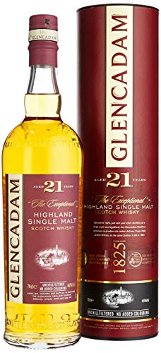 Glencadam Single Malt 21 Jahre (1 x 0.7 l) - 1