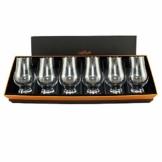 Glencairn Prestige-Set mit 6 Whisky-Gläsern - 1