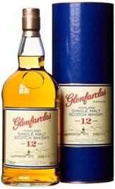 Glenfarclas12 Jahre Highland Single Malt Whisky (1 x 1 l) - 1