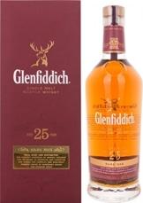 Glenfiddich 25 Jahre Rare Oak mit Geschenkverpackung Whisky (1 x 0.7 l) - 1