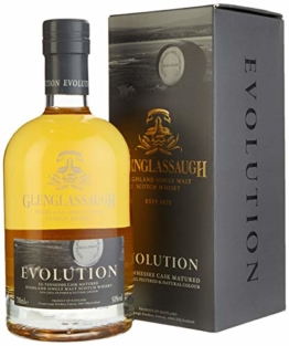 Glenglassaugh Evolution Single Malt Whisky (1 x 0.7 l) - 1