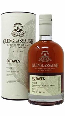 Glenglassaugh OCTAVES Classic Batch 2 Highland Single Malt Scotch Whisky (1 x 0.7 l) - 1
