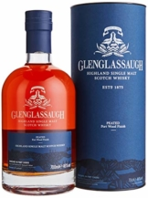 Glenglassaugh PEATED Port Wood Finish Whisky (1 x 0.7 l) - 1