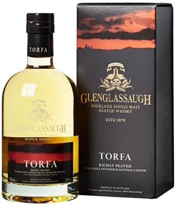 Glenglassaugh Torfa mit Geschenkverpackung  Whisky (1 x 0.7 l) - 1