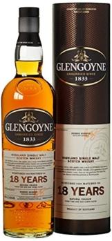 Glengoyne 18 Jahre Highland Single Malt (1 x 0.7 l) - 1