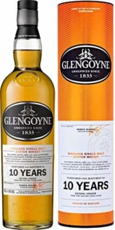 Glengoyne Single Malt Whisky 10 Jahre in Dose (1 x 0.7 l) - 1
