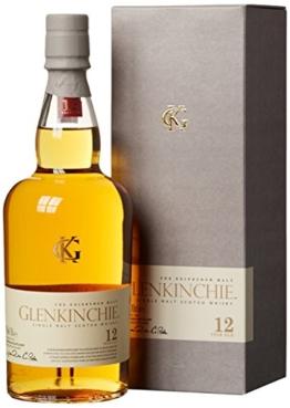 Glenkinchie 12 Jahre Single Malt Scotch Whisky (1 x 0.7 l) - 1