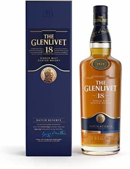 Glenlivet 18 Jahre - 0,7 Liter - 1