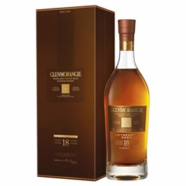 Glenmorangie Highland Single Malt Scotch Whisky 18 Jahre (1 x 0.7 l) - 1